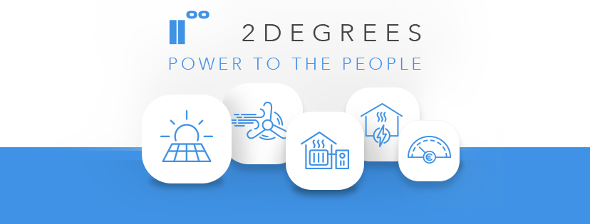 2Degrees.Energy Biogas, Ökostrom, Smart Meter gleich Smart Energy